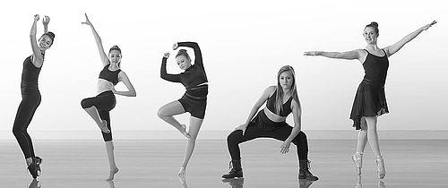Dansepiger rykker til Gellerup
