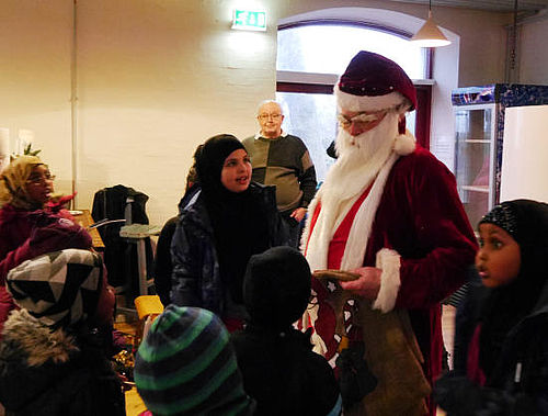 Billetter til Toveshøjs juletræsfest