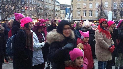 Demonstration: Forbud skaber ikke integration