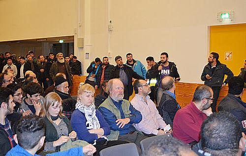 Gellerup vil i dialog om moskeen