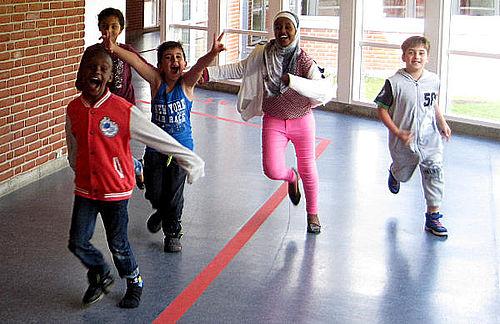 Sundhed og trivsel på Tovshøjskolen
