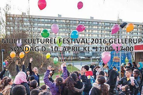 Multikulturel Fest for Foreningernes Hus