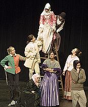 """Gellerupscenen nomineret til """"Byens bedste teater"""""""