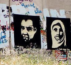 Hør om Palæstina og Israel