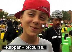 Rapskoler repræsenterer Danmark