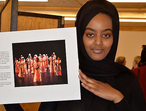 Somaliske piger: Vi er én stor familie