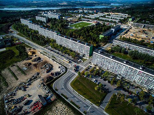 Nedrivninger skal erstattes af 1000 nye boliger i Aarhus