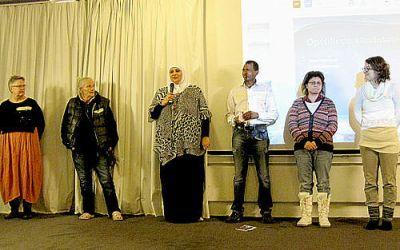 Fredsvalg af ny styregruppe i Samvirket