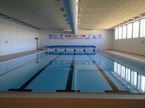 Endelig er svømmehallen åben igen
