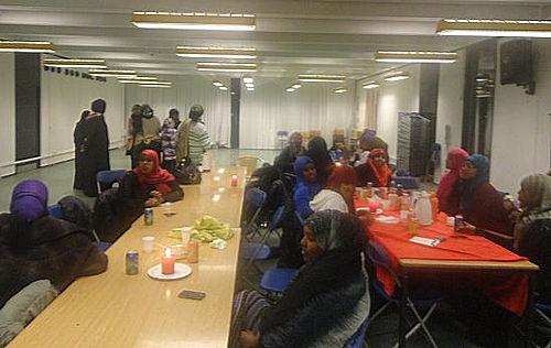 Somalisk forening søger venskab med danske familier