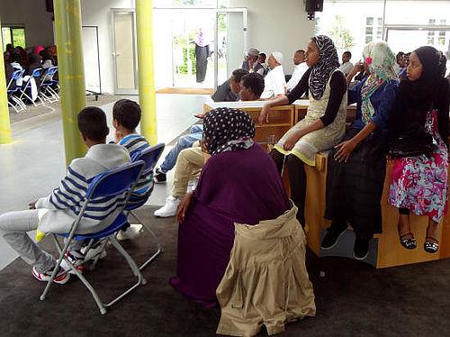 250 til somalisk Eid-fest