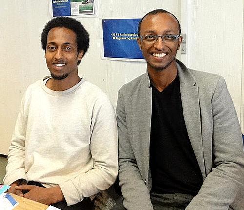 Somaliere snakker om studier