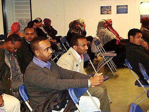 Debatter og aktiviteter med Somaliske Gadebørns Forening