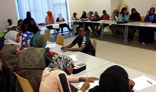 Ny somalisk klub hindrer radikalisering