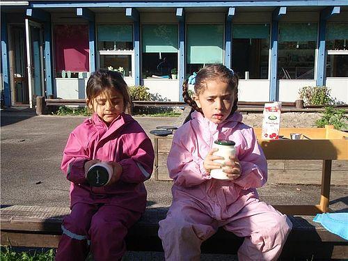 Tre børneinstitutioner ind på Tovshøjskolen