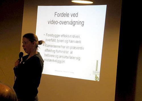 Klart ja til videoovervågning på Toveshøj
