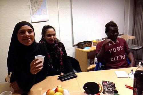 Unge giver ideer til den bedste kommune