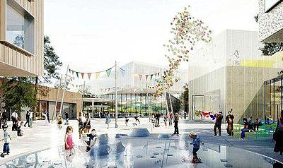 Schmidt Hammer Lassen skal bygge Campus