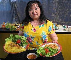 TV-køkken dufter vietnamesisk
