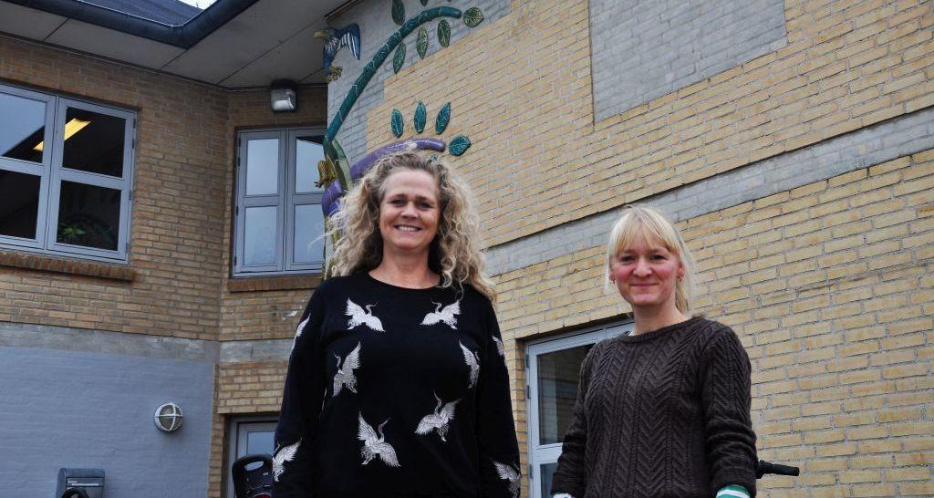 Nyt uddannelsesprojekt: Bliv bedre til at tale, læse og skrive dansk – lige midt i Gellerup