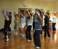 Beboere i Gellerup gider godt at dyrke motion