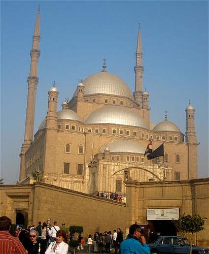 Hvor langt er der lige fra Ægypten til Vestbyen?