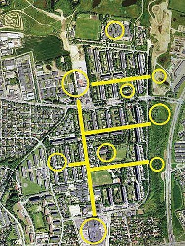 Skaber en bygade uroligheder i Gellerup?