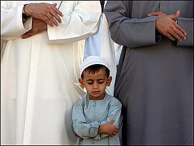 """""""Eid Mubarak"""" i Viby"""