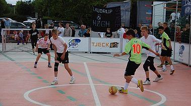 Brabrands fodbolddrenge til finale på TV
