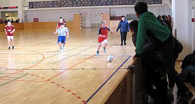 Fodbold i juleferien