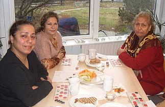 Tre kvinder vandt gavekort til Føtex