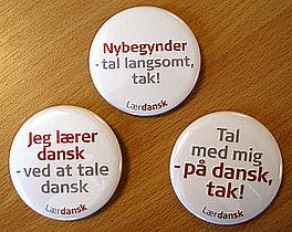 Gå med en badge og bliv bedre til dansk