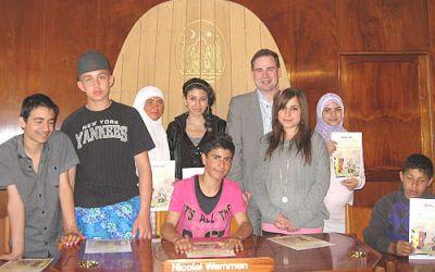 Indflydelse og ros til Westcitys juniorjournalister