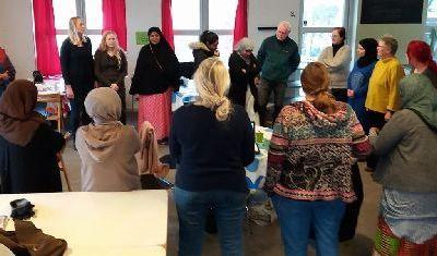 Bydelsmødre i Gellerup dybt berørte over regeringsudspil