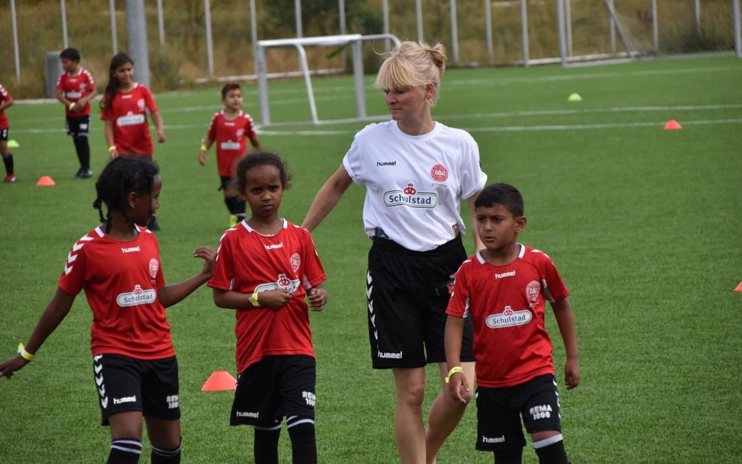 Succesen med Fodboldskolen fortsætter
