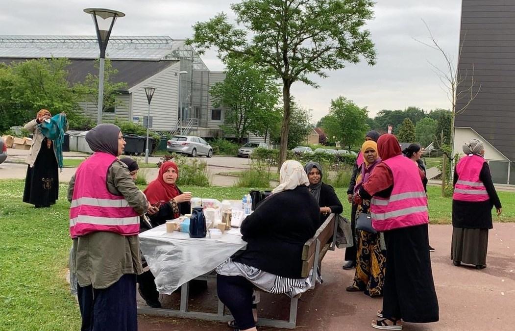 Bydelsmødre ønsker forældre-hjælp til at sikre ro i Gellerup