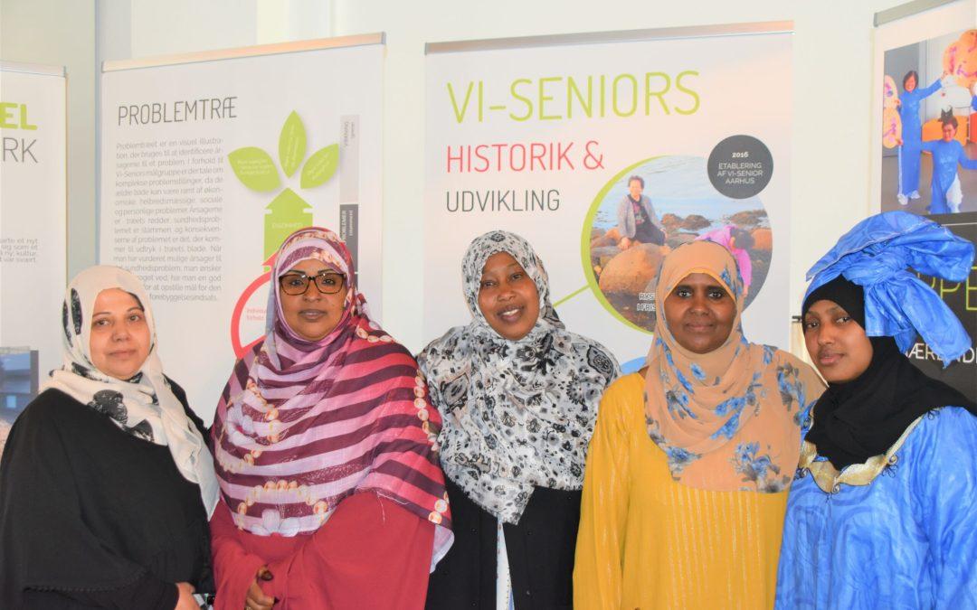 Bydelsmødrene bliver ved med at brage frem i fællesskabs-projekter