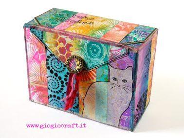 Giovanna Zara artwork on box