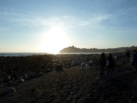 castle-sun