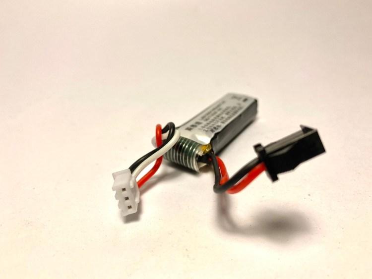 LiPo batterij voor Gellyball Blaster