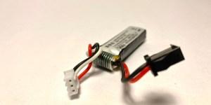 Blaster battery 7,4V
