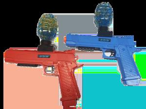 Gellyball gun replica, toy, Blaster