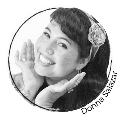Donna Salazar - Gel Press Brand Ambassador
