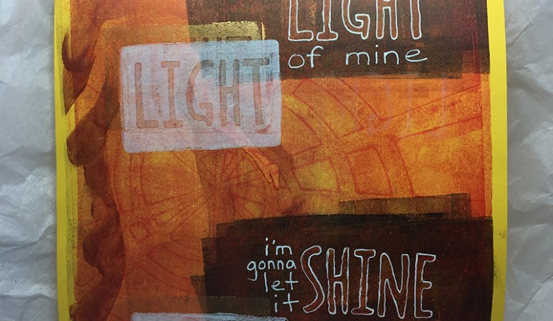 Let Your Light Shine by Jen Kitchen