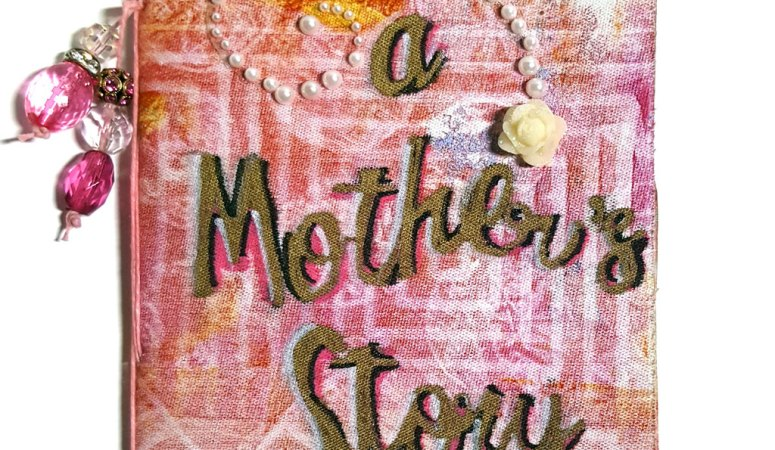 A Mother's Day Project with Gel Press