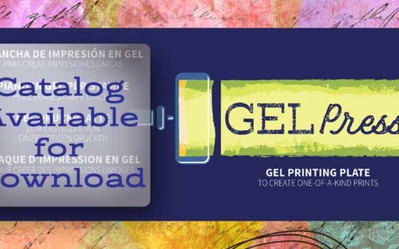 Gel Press 2018 Catalog