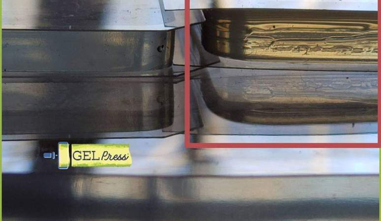 Gel Press means Quality & Expertise