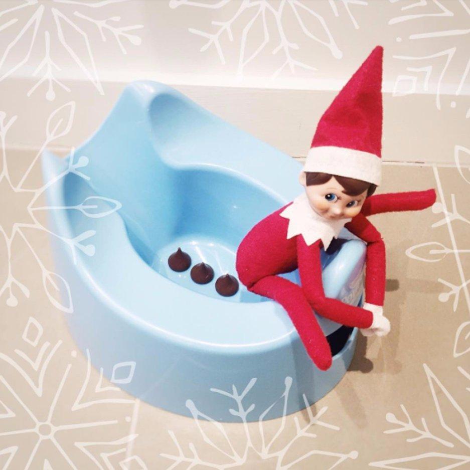 Funny-Elf-Shelf-Ideas