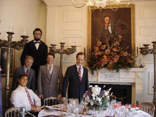 hall-da-fama-museu-de-cera-dos-presidentes-dos-estados-unidos-clermont