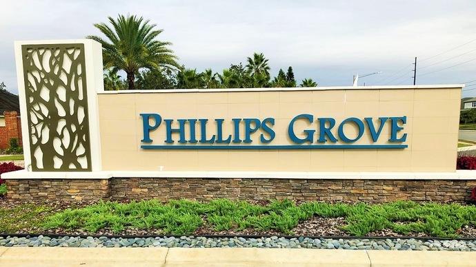 Phillips Grove - Dr. Phillips